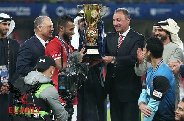 5 حقائق عن فوز الأهلي في مباراة السوبر المصري
