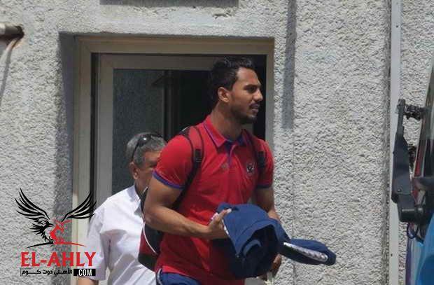 مسعد عوض ينتقل إلى طلائع الجيش على سبيل الإعارة لنهاية الموسم