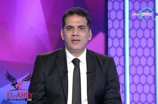 """جمال الغندور يقيم أداء نجل أخوه """"أحمد الغندور"""" حكم الأهلي والجيش بعد ضربة الجزاء غير المحتسبة"""