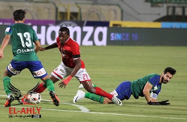 موعد مباراة الأهلي ومصر للمقاصة والقنوات الناقلة