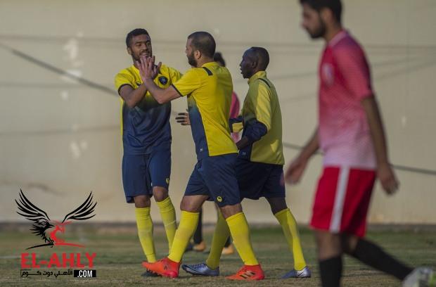 متعب يحرز أول أهدافه مع التعاون السعودي