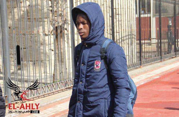 الأهلي يعلن: باكاماني لن يرحل عن الفريق