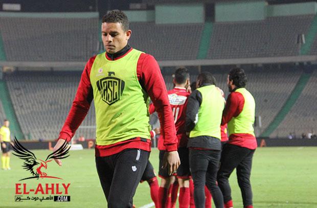 الإصابة تبعد سعد سمير عن مباراة الأهلي والإسماعيلي