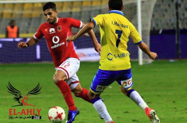 تقديم المباراة: الأهلي يواجه الإسماعيلي لزيادة فارق النقاط في قمة برج العرب