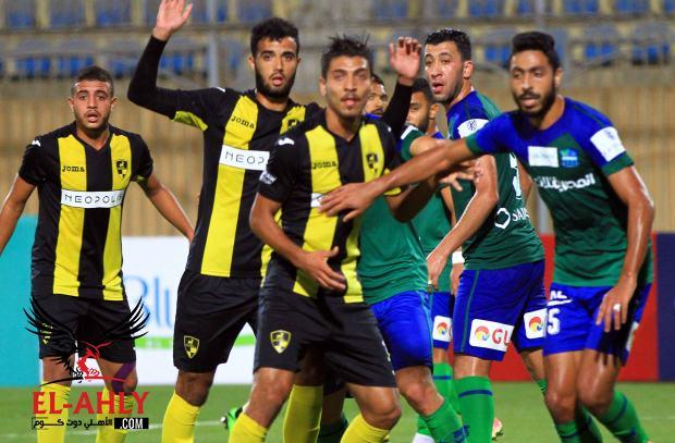 رسمياً.. الأهلي يتعاقد مع محمد شريف لاعب دجلة