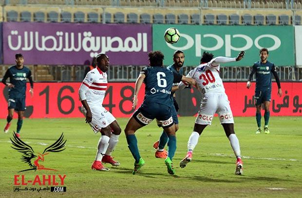تعرف علي ترتيب الدوري المصري بعد نهاية الجولة الـ21
