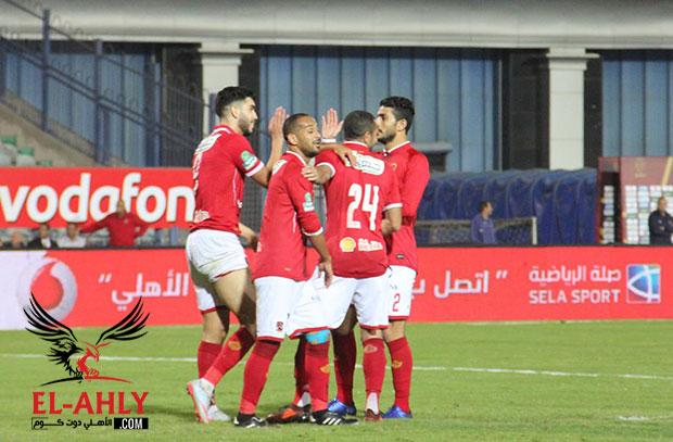إقامة مباراة الأهلي والاسيوطي علي ملعب برج العرب