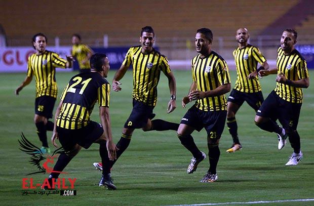 القوة الضاربة تقود المقاولون العرب امام فريق النادي الأهلي