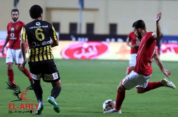 شارك جماهير الأهلي في تقييم أداء اللاعبين بعد الفوز على المقاولون بثلاثية