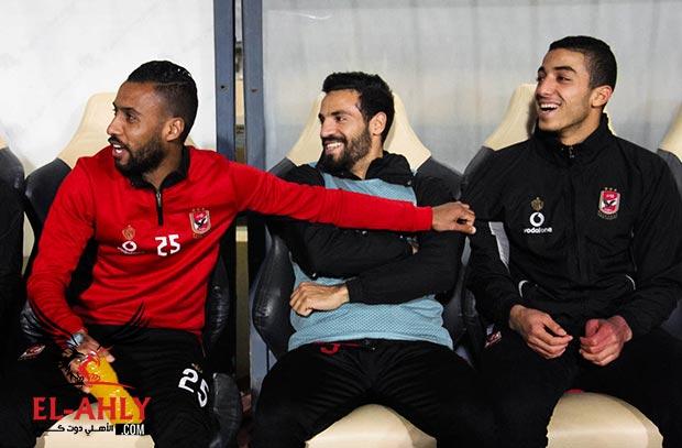 محمد عبد المنعم .. ضحية حسام عاشور لمجاورة جدو من جديد!