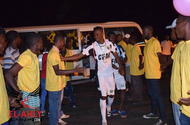 منافس الأهلي المنتظر: فريق مونانا يصل بوركينا فاسو لمواجهة كاديوجو