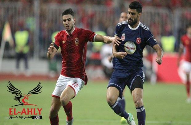 النقاز:حققت الفوز علي الأهلي مع النجم وسأفوز عليه مع الزمالك