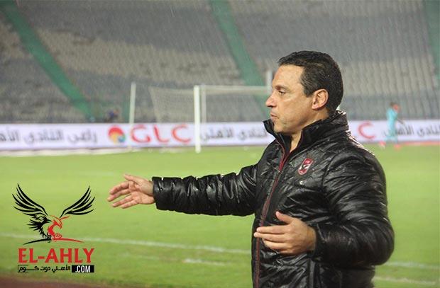 حسام البدري: عندي يقين في ما يمتلكه ازارو وسعيد بتطوره