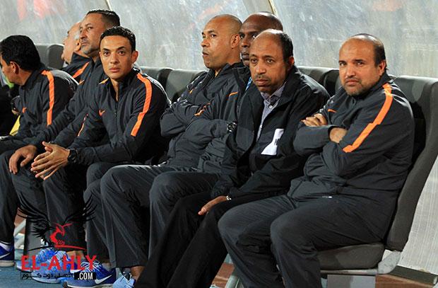 عماد سليمان مستمراً في تدريب المقاصة رغم قبول استقالته بالتليفون