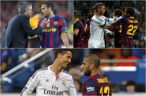 هل تعرف سر العداوة بين نجوم ريال مدريد وداني ألفيز؟ 3 قصص وراء الحرب الباردة