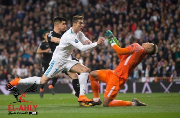 التعادل الايجابي يسيطر علي النصف الأول من ملحمة باريس وريال مدريد