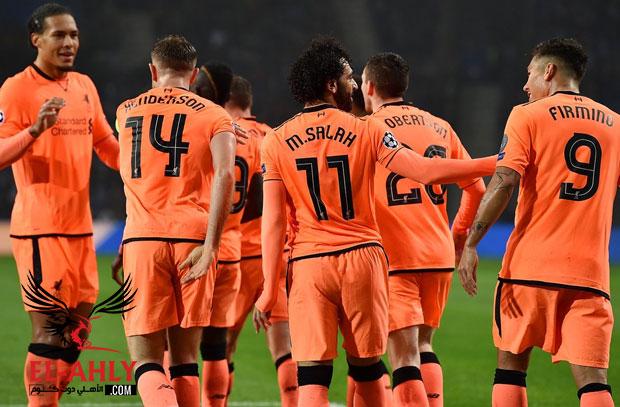 ليفربول يضع قدماً في ربع نهائي دوري الأبطال بخماسية في شباك بورتو