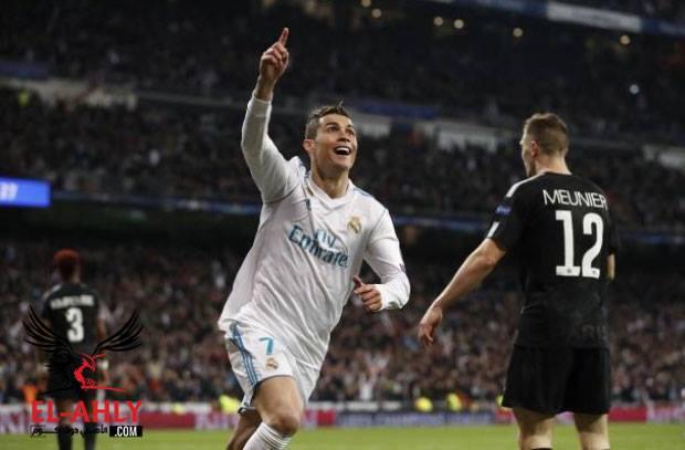ريال مدريد يستفيق ويعاقب باريس بالثلاثة في قمة دوري الابطال