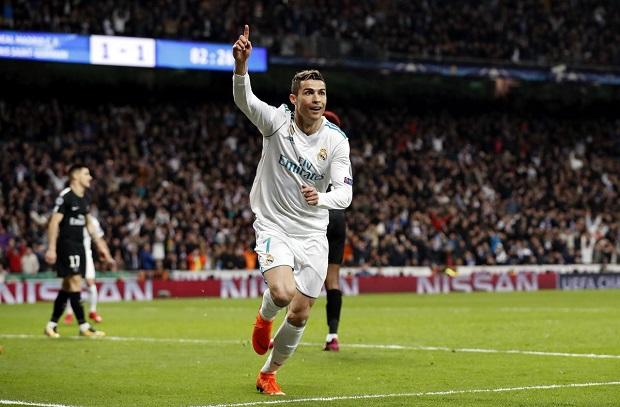 أرقام ريال - باريس : رونالدو يدخل نادي المائة مع الريال .. ويسطّر رقم إعجازي آخر