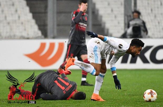 بمشاركة كوكا .. براجا يضع قدما خارج الدوري الأوروبي بهزيمة كبيرة أمام مارسيليا