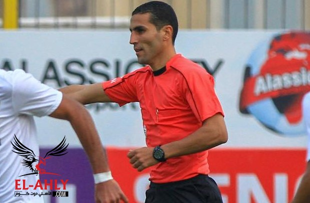ما هي نتائج محمود ناجي حكم مباراة الأهلي والنصر في مبارياته الـ 4 التي قادها بالدوري؟