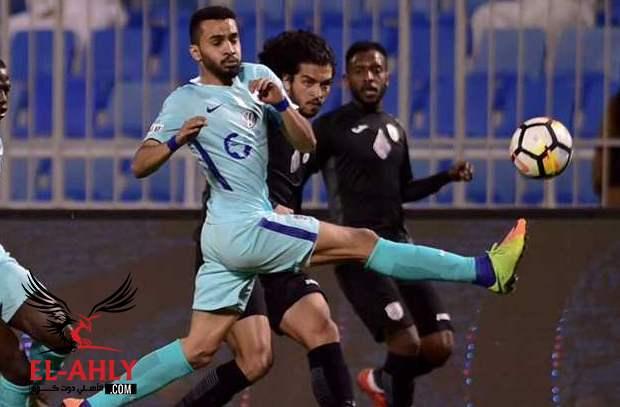 عمرو بركات يصنع هدف في فوز فريقه الشباب على الاتحاد بثلاثية نظيفة