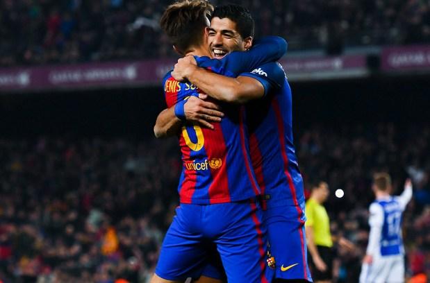 رسمياً .. غياب سواريز عن برشلونة لمدة 3 أسابيع