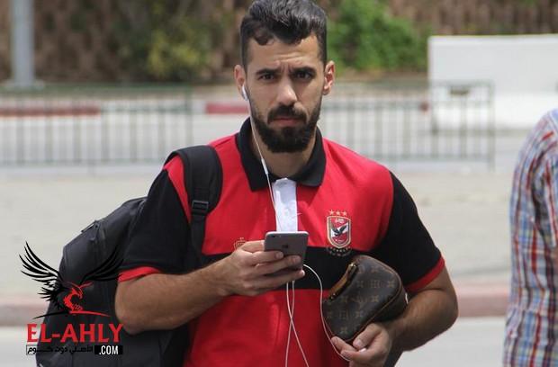 عبد الله السعيد يرد على سؤال El-Ahly.com .. هل وقعت للزمالك؟