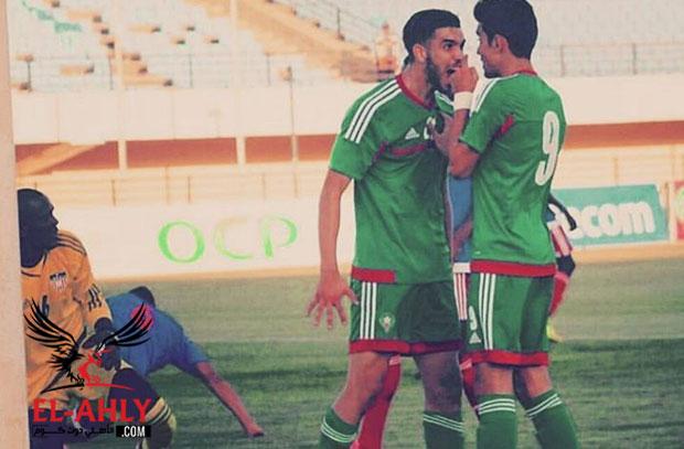 رسمياً: وليد أزارو ينضم لصفوف المنتخب المغربي