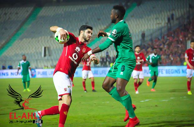 أزارو معلقاً على انضمامه لمنتخب المغرب: شكراً حسام البدري وأنتظر المونديال مع الاهلي