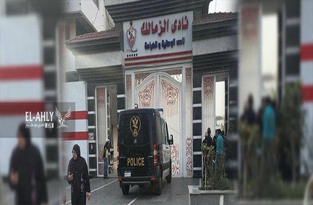 حبس موظفي مديرية الشباب على ذمة التحقيق في أزمة الزمالك