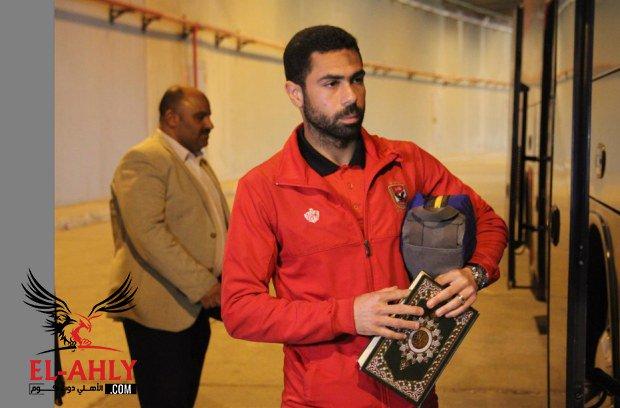 أحمد فتحي يجدد عقده مع الأهلي موسمين