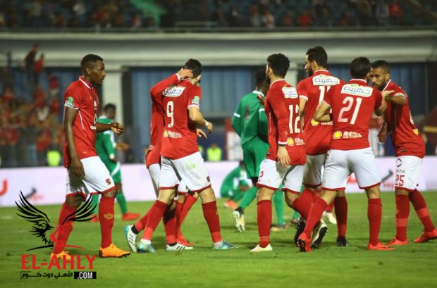 موعد مباراة الأهلي بدوري أبطال أفريقيا ومونانا والقنوات الناقلة
