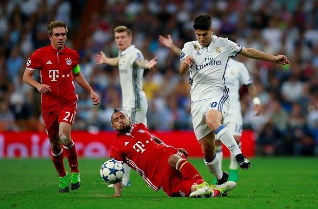 ريال مدريد : واجهنا سان جيرمان ويوفنتوس والأن البايرن .. يجب أن نواجه الصعاب