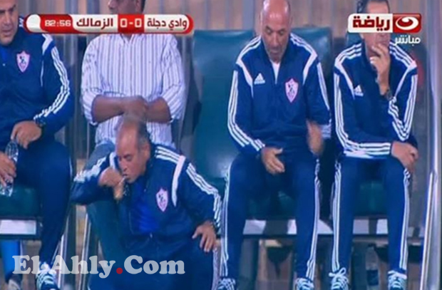 مرتضى منصور يعلن محمد صلاح مديرا فنيا للزمالك