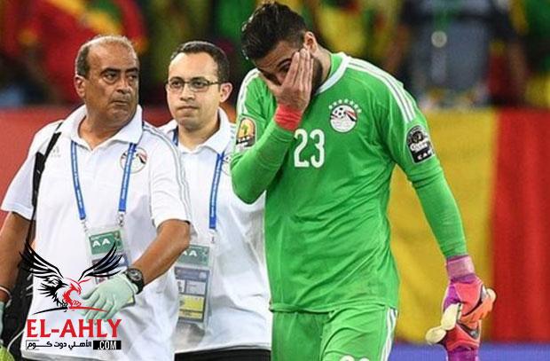 الشناوي يؤكد غيابه عن كأس العالم