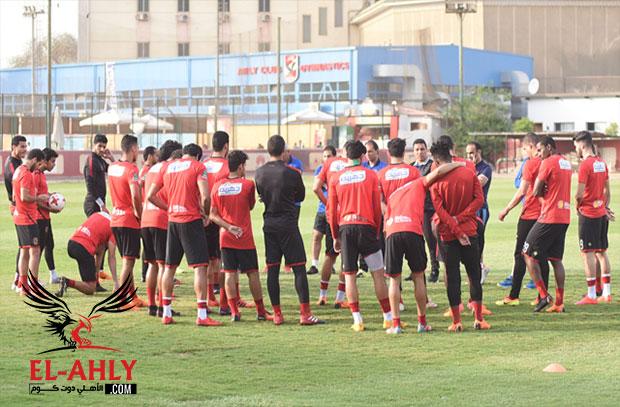 قائمة الأهلي لمباراة دجلة: عودة إكرامي وسعد سمير وغالي ضمن 19 لاعب