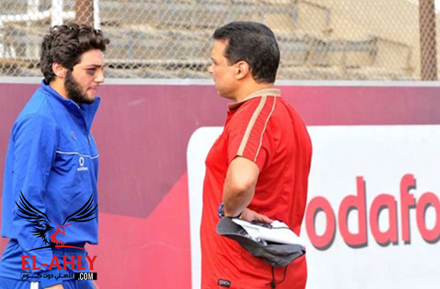 البدري: نيدفيد اللاعب الوحيد الذي يلعب في أي خط في الملعب والشباب هم مستقبل الفريق