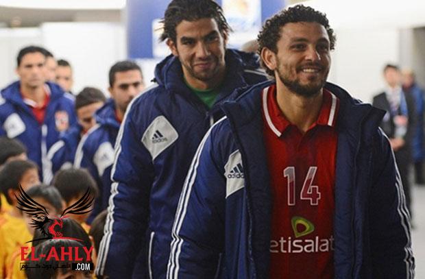 حسام وإكرامي على مقاعد بدلاء الأهلي ضد الداخلية واستبعاد الجزار