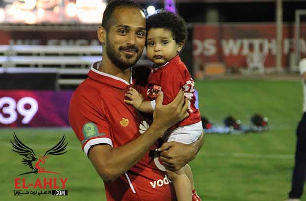 وليد سليمان: أنا ابن الأهلي قبل انضمامي وبكيت عام 92 من أجل الأحمر