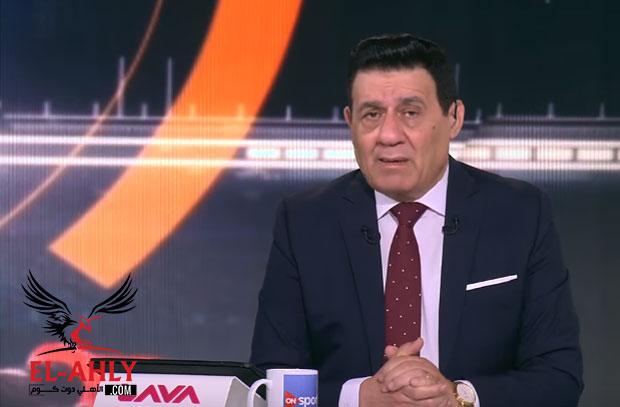 خالد الغندور يفتح النار على مدحت شلبي
