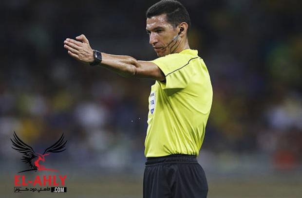 جهاد جريشة يكشف سبب رفضه إدارة مباراة الأهلي والزمالك