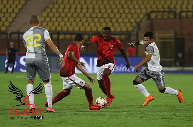 الأهلي يودع كأس مصر امام الاسيوطي!