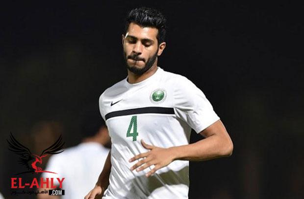 أهلي جدة يعلن تمديد عقد محمد آل فتيل حتى 2021