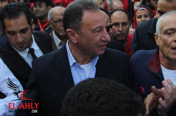 محمود الخطيب: لا ارغب في تكرار حسام غالي لتجربتي