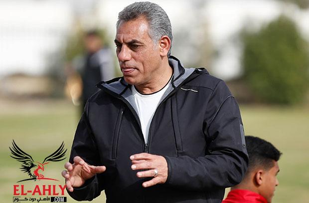 حمادة صدقي يعلن عن تشكيل منتخب مصر لمواجهة السنغال