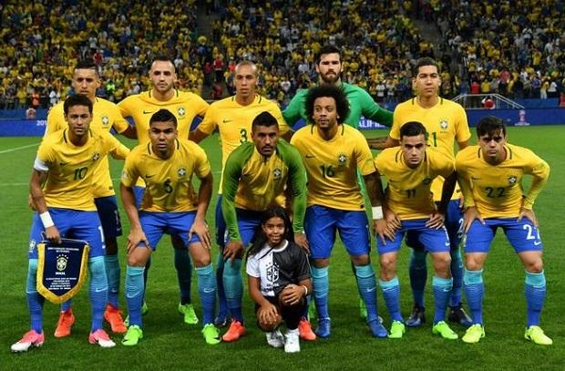 تيتي يعلن قائمة البرازيل النهائية لكأس العالم