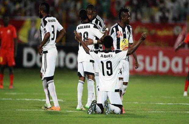 مازيمبي يتصدر ويعود من المغرب بفوز ثمين على الدفاع الحسني