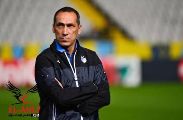 دونيس مدرب الهلال السابق يعلق عبر El-Ahly.com على ترشيحه لتدريب الأهلي