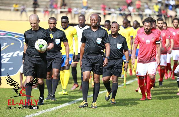 في واحدة من اسوء تقييم للاعبي الأهلي.. سقوط مروع للشياطين الحمر في مباراة كامبالا